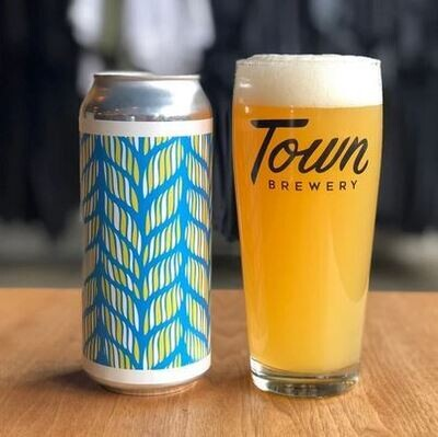 Town Brewing - Square Wheels