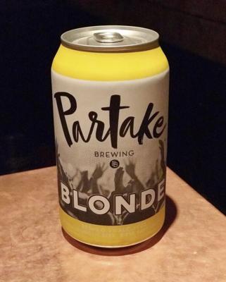 Partake Blonde