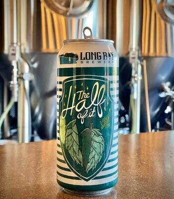 Long Bay Brewing - The Half of It - Session IPA