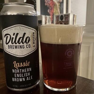 Dildo Brewing Co. - Lassie