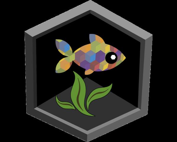 Cuboid Nature Aquarium
