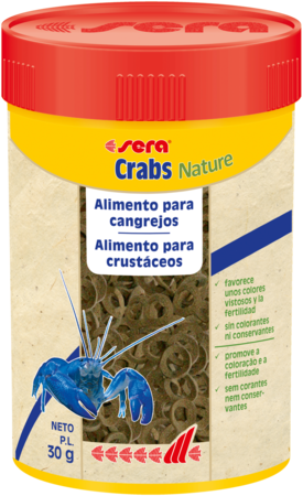 Crabs Natural Food Rings