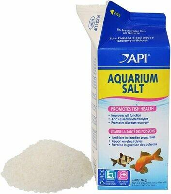 API Aquarium Salt 65 oz.