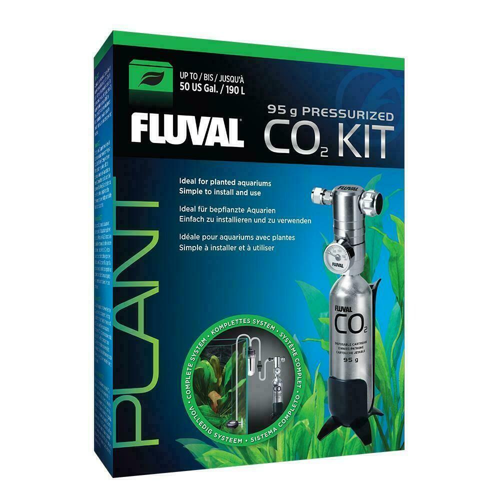 Fluval CO2 Kit (50Gal)