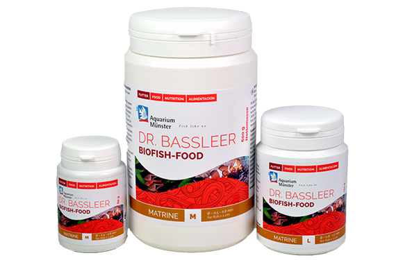 Dr. Bassleer Biofish Food Matrine XL