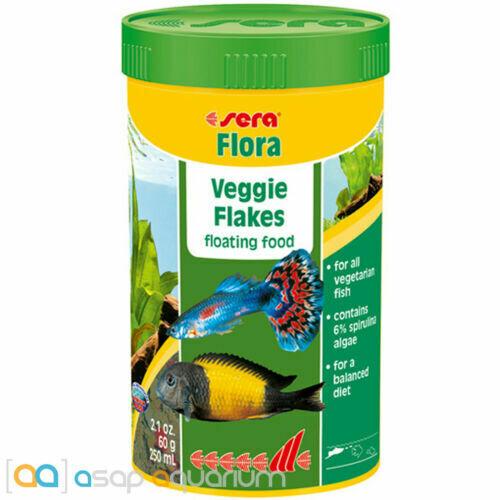 Sera Flora Veggie Flakes