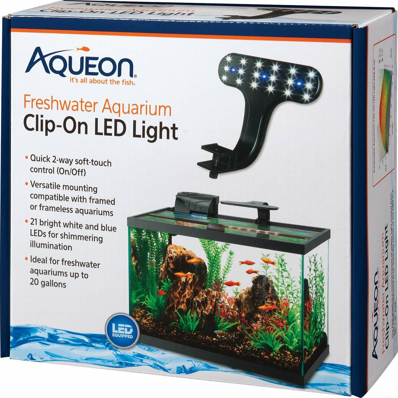 Aqueon Clip-On LED Light