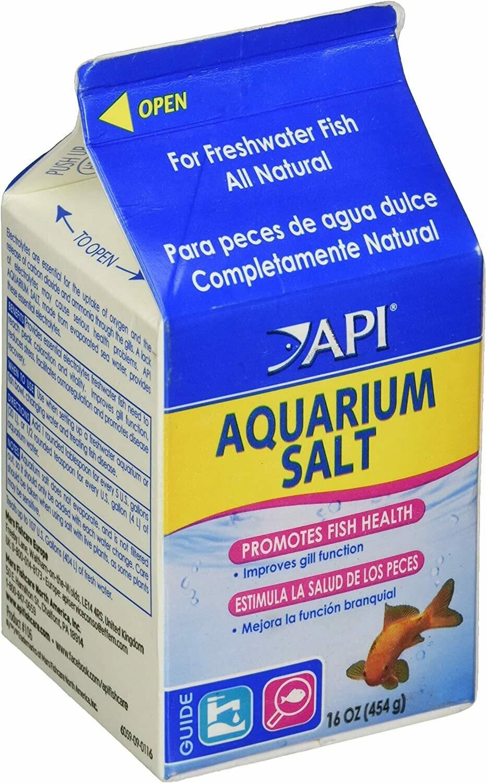 API Aquarium Salt 16oz