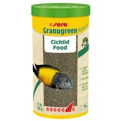 Granugreen Cichlid Food