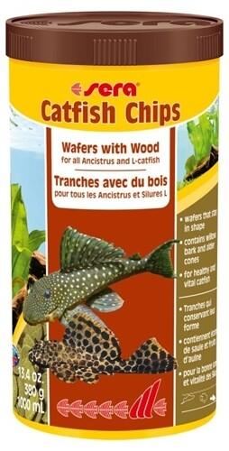 Sera Catfish Tabs XXL