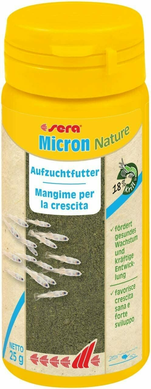 Micron Nature Fry Food