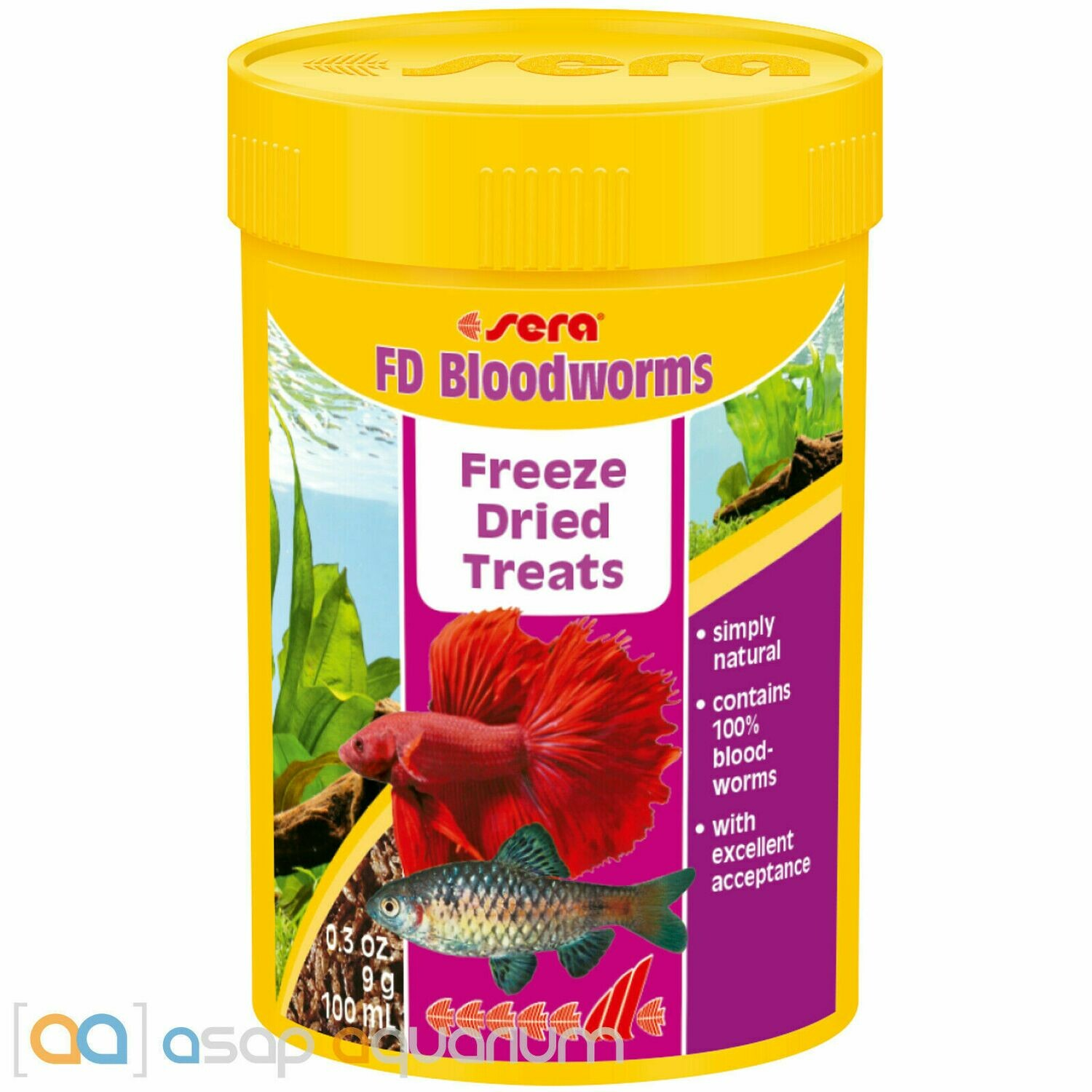 FD Bloodworms
