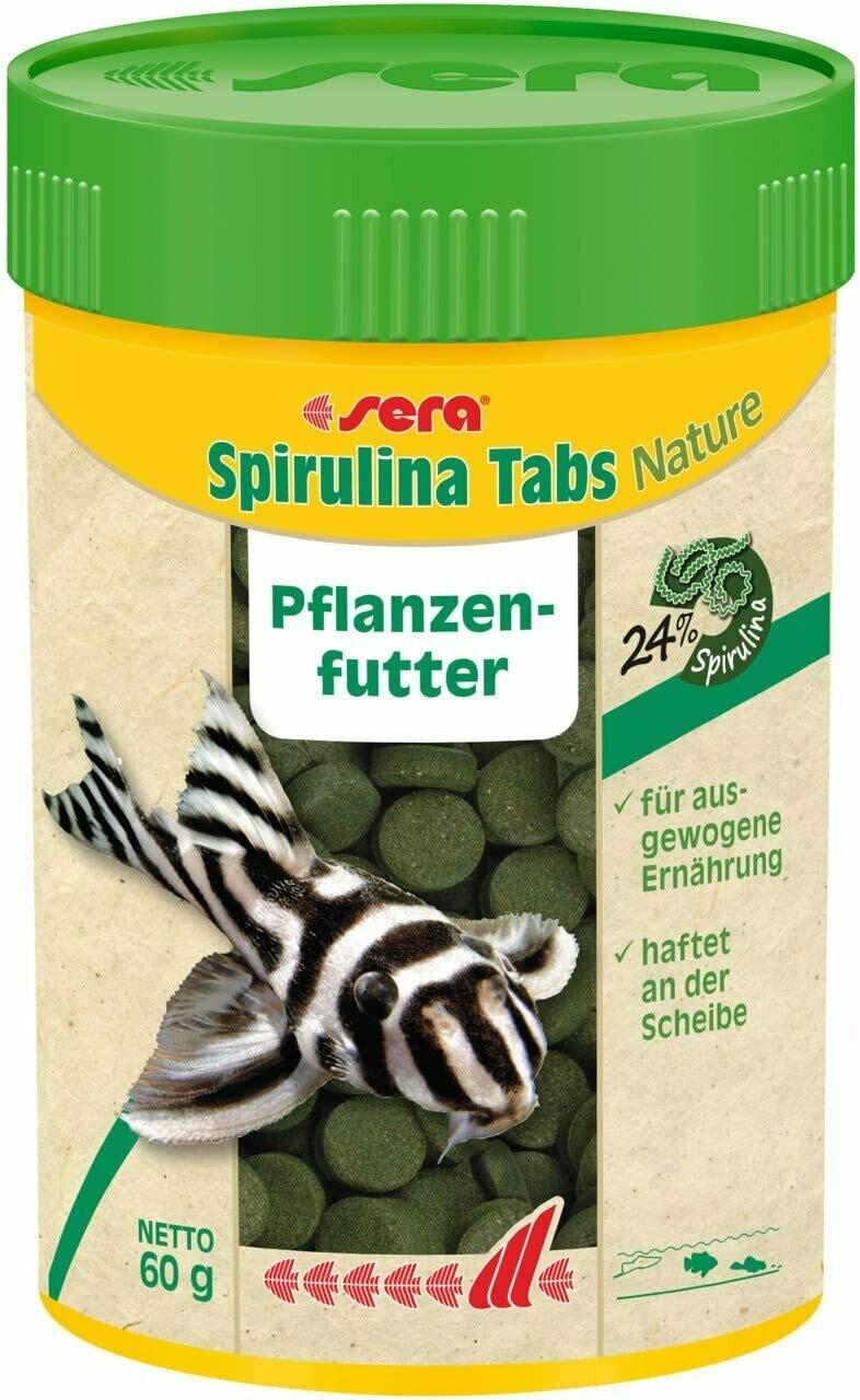 Spirulina Tabs Nature