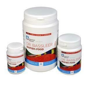DR. BASSLEER BIOFISH FOOD REGULAR L 60g