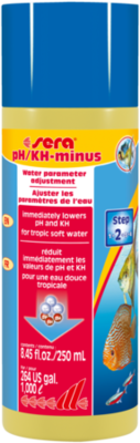 Sera pH/KH-Minus 250ml