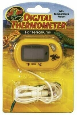 ZooMed Digital Thermometer