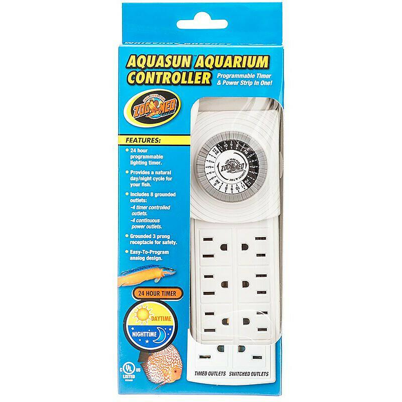 Aquasun Controller 8 Outlet