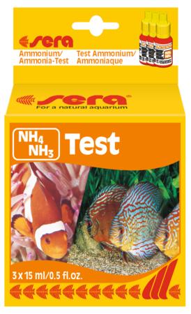 Sera Ammonia Test Kit