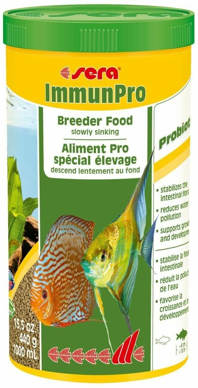 Sera Immuno Pro Growth Food 1.5 oz.