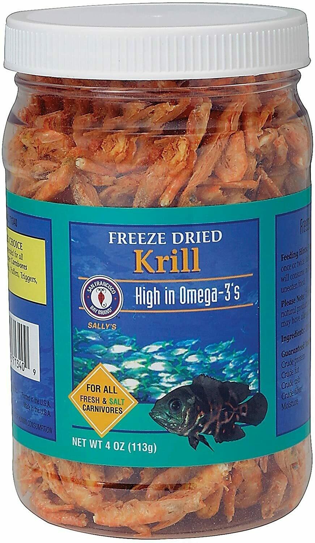 San Francisco Krill 4 oz.