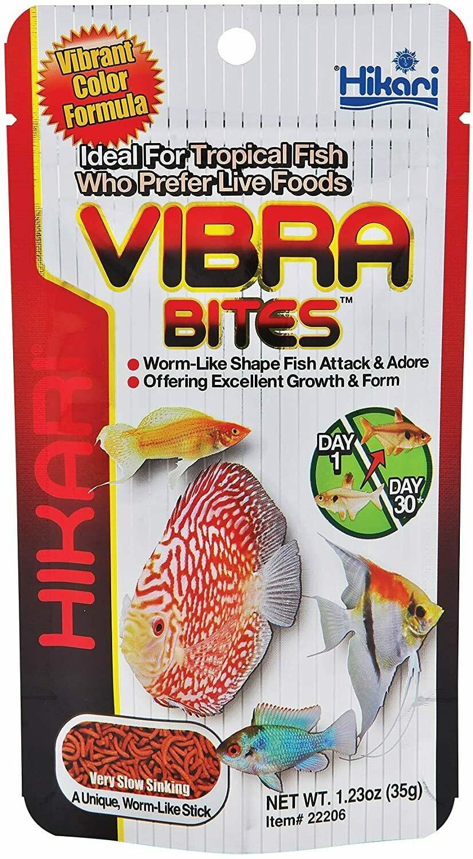 Hikari Vibra Bites 1.23 oz