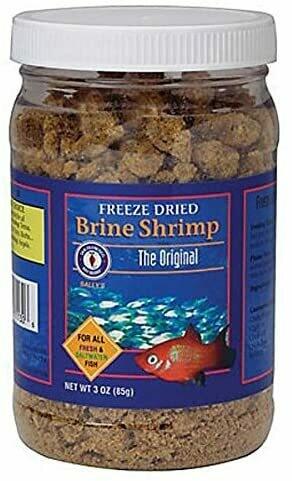 San Francisco FD Brine Shrimp .7 oz.