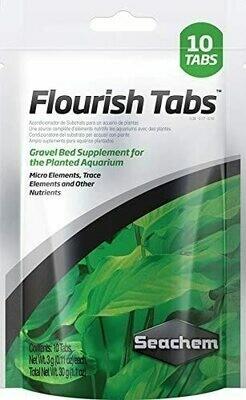Seachem Flourish Tabs 10 Pack