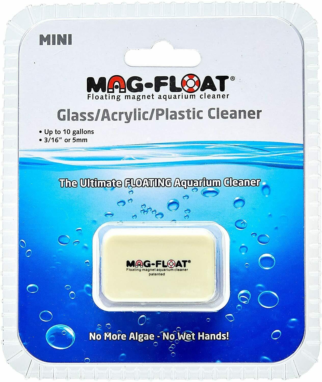 Mag-float mini floating magnet aquarium cleaner