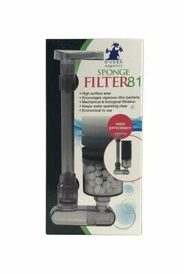 Hydra Aquatics Sponge Filter 81