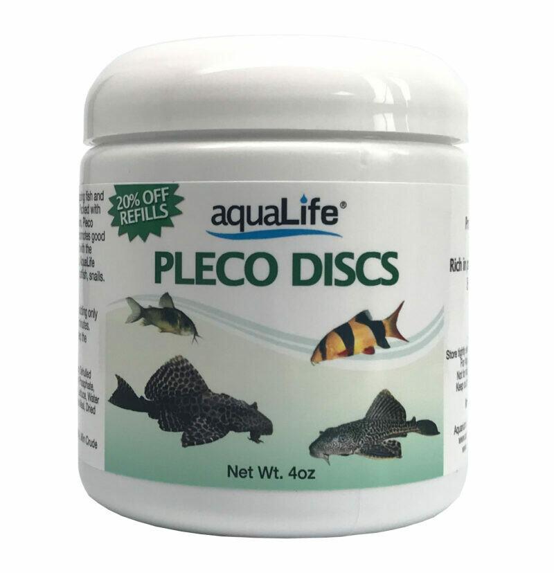 Aqualife Pleco Discs 4 oz