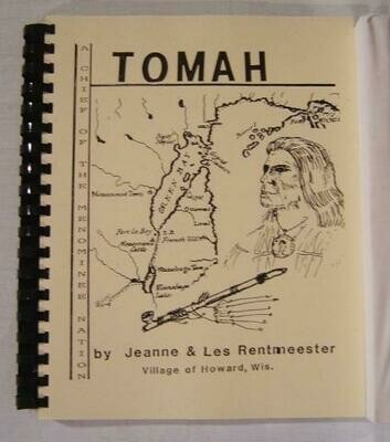 Tomah by Jeanne & Lester Rentmeester