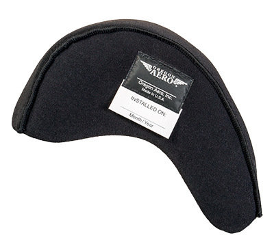 "Zeta III Helmet Liner for Size XXS Helmets 1/2"" Thick 9A-0043-103"