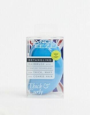 Tangle Teezer Расческа Tangle Teezer Thick & Curly Azure Blue