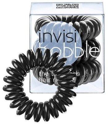 INVISIBOBBLE TRUE BLACK Резинка-браслет для волос черная
