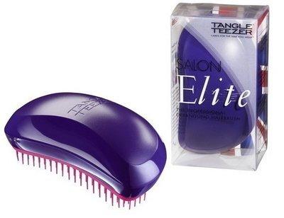 TANGLE TEEZER SALON ELITE PURPLE CRUSH Чудо-расческа для волос (лилово-розовая)