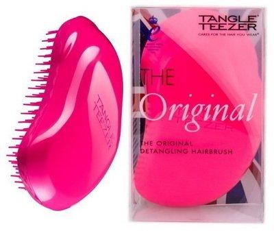 TANGLE TEEZER THE ORIGINAL PINK FIZZ Чудо-расческа для волос (розовая)