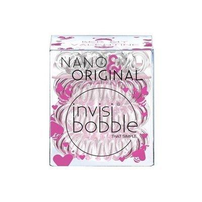 INVISIBOBBLE BEE MINE Набор резинок для волос 6 шт. (розовое золото/прозрачный)