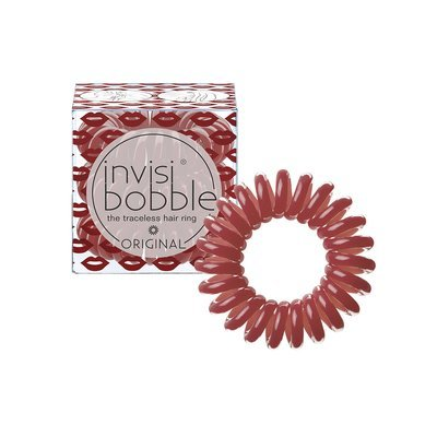 INVISIBOBBLE ORIGINAL MARILYN MONRED Резинка-браслет для волос 3 шт. (утонченный красный)