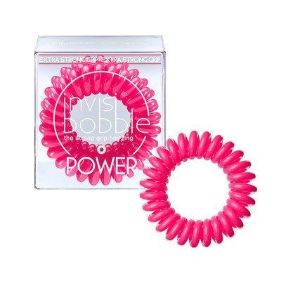 INVISIBOBBLE POWER PINKING OF YOU Резинка-браслет для волос 3 шт. (розовый)