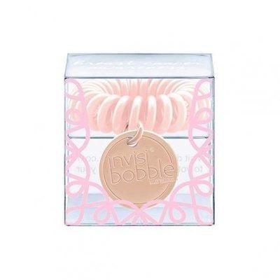 INVISIBOBBLE ORIGINAL PINK HEROES Резинка-браслет для волос 1 шт. (нежно-розовый)