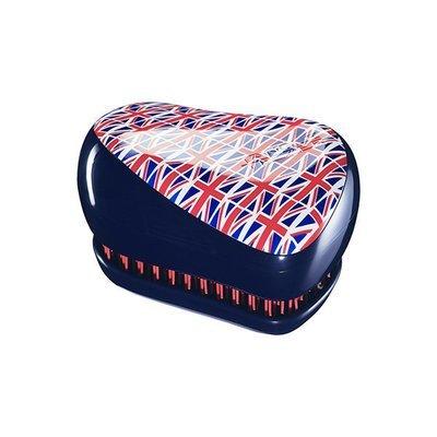 TANGLE TEEZER COMPACT STYLER COOL BRITANNIA Чудо-расческа для волос (британский флаг)