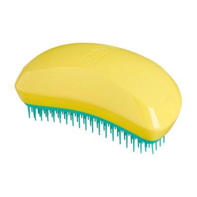 TANGLE TEEZER SALON ELITE YELLOW & GREEN Чудо-расческа для волос (желто-зеленая)