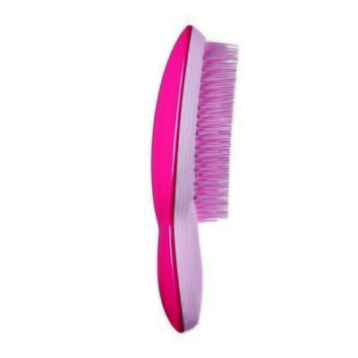 TANGLE TEEZER THE ULTIMATE PINK Чудо-расческа для волос (розовая)