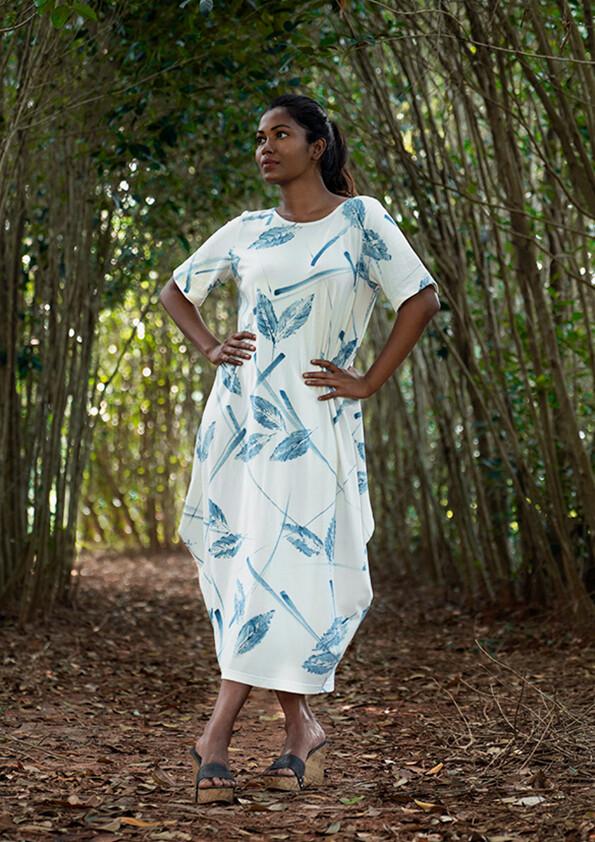 GUAVA LEAVES DRESS
