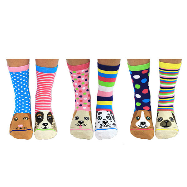 UNITED ODDSOCKS Pawsome