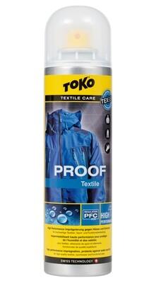 TOKO Textil Proof