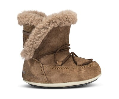 MOON BOOT Crib Suede