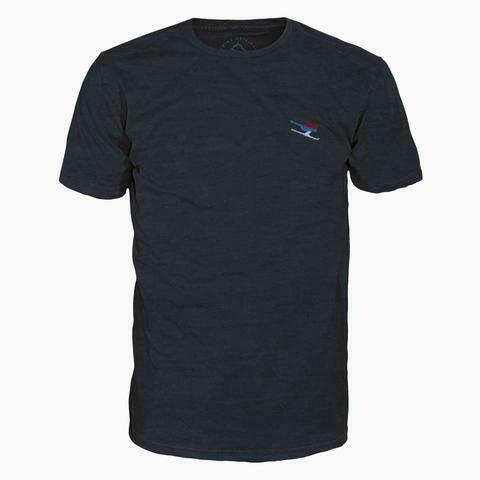 ALPRAUSCH Skifahrer T-Shirt Men