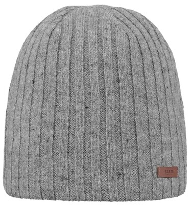 BARTS Haakon Beanie, heather grey