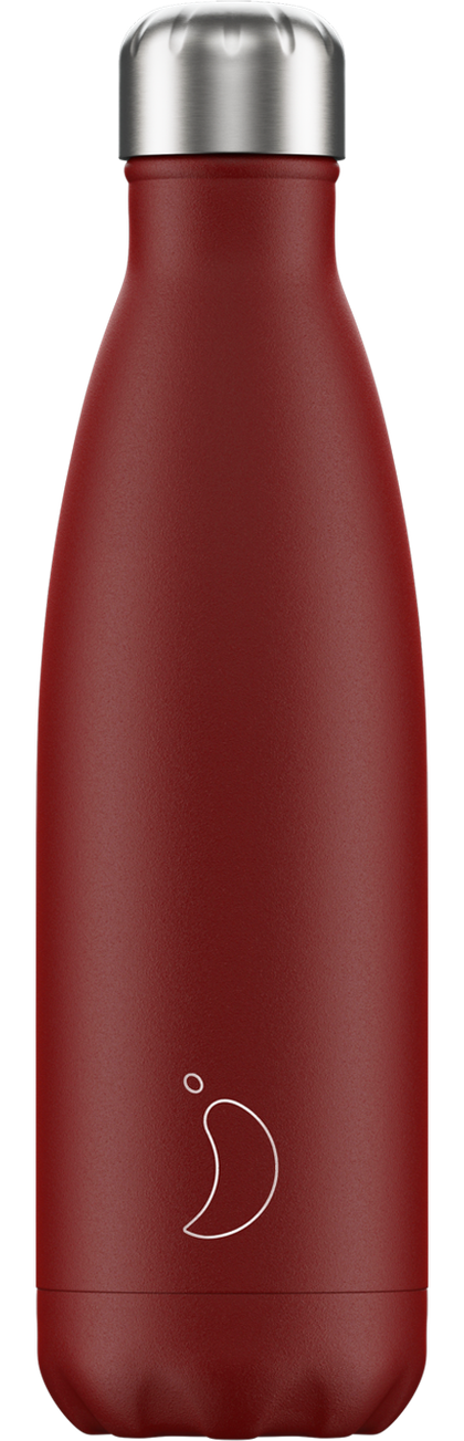CHILLY'S Matte Editon - Red